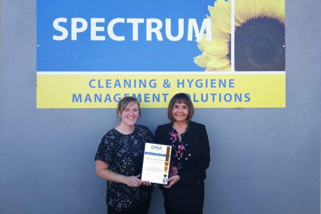 Spectrum CHSA Accreditation