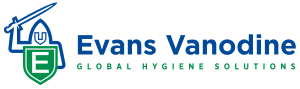 Evans Vanodine International logo